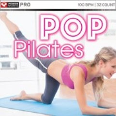 POP PILATES — 100-110 bpm