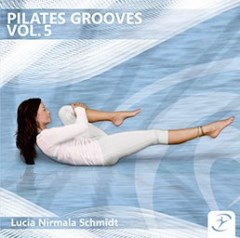 PILATES GROOVES Vol. 5- different