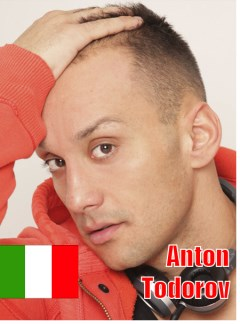 STEP от Anton Todorov — 133-134 bpm