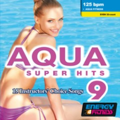 AQUA SUPER HITS vol. 9 — 125 bpm