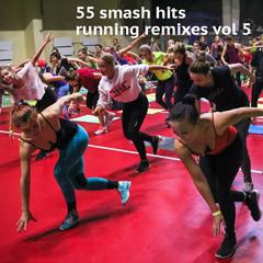 55 smash hits running remixes vol 5 -130-132 bpm