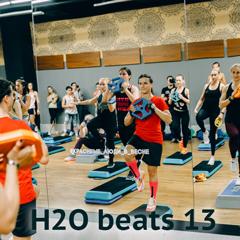 H2O beats 13-130-130 bpm