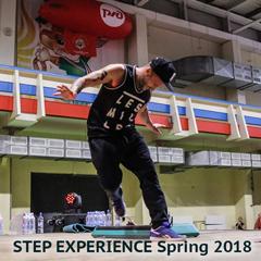 STEP EXPERIENCE Spring 2018 -129-135 bpm