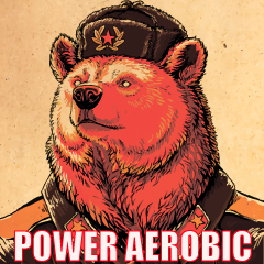 Power Aerobic — Summer 2018 — 140-144 bpm